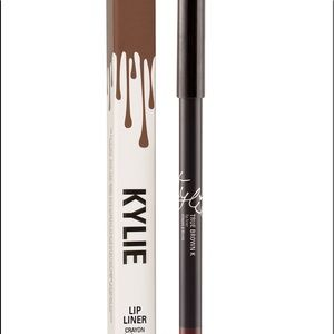 Other - True brown Kylie k lip liner